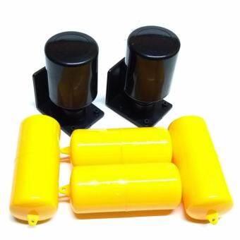 FS สวิทซ์ลูกลอย ลูกลอยไฟฟ้า สำหรับควบคุมระดับน้ำ ตู้น้ำหยอดเหรียญ ปั๊มน้ำ จำนวน 2 ชิ้น-