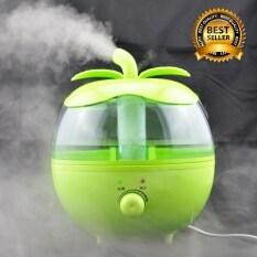 ราคา Gadgetz เครื่องทำความชื้น Green Apple เขียว