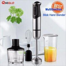 ซื้อ Geithainer Mixer เครื่องปั่นน้ำผักผลไม้ Multi Purpose Hand Blender เครื่องผสมอาหาร เครื่องบดสับ สีดำ ออนไลน์ กรุงเทพมหานคร
