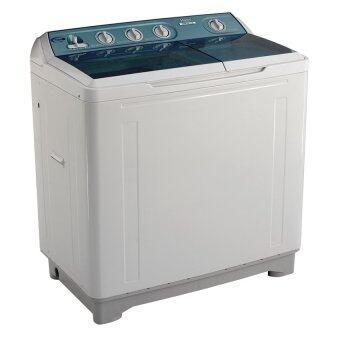 Haier เครื่องซักผ้า 2 ถัง รุ่น HWM130-113S (White)