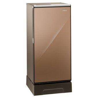 Hitachi ตู้เย็น 1 ประตู - รุ่น R-64VG3 6.6 คิว สีน้ำตาล