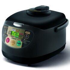 ซื้อ Hitachi หม้อหุงข้าว รุ่น Rz Xmc10 Obk 1 ลิตร สีดำ