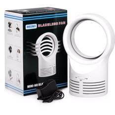 ส่วนลด Home Fan พัดลมไร้ใบพัด เก็บเสียง เงียบ ประหยัดพลังงาน Large Household Bladeless Fan Ultra Quiet Fan Home