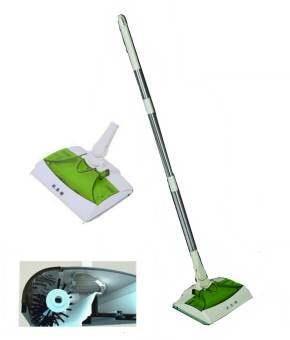 Home Shop Walter sweeperMop ไม้กวาดไฟฟ้า ดูด + ถู