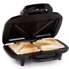 ราคา Homemate เครื่องทำแซนด์วิช 700 วัตต์ รุ่น Hom 261031 สีดำ เป็นต้นฉบับ
