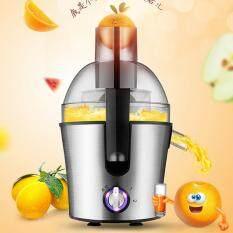 ราคา Hot Item Electric Juice Extractor เครื่องคั้นน้ำผักผลไม้แบบแยกกากคุณภาพสูง Silver Series Hot Item เป็นต้นฉบับ