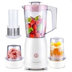 ราคา Hot Item Multifunction Cooking Mixer ชุด Set เครื่องปั่นน้ำผลไม้มัลติฟังก์ชั่นคุณภาพสูง Pink Series ราคาถูกที่สุด