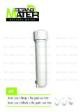 โปรโมชั่น Housing Membrane กระบอกใส่ไส้เมมเบรน ขนาด 50 Gpd Meetang Water