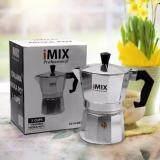ขาย I Mix กาต้มกาแฟ กาต้มกาแฟสด หม้อต้มกาแฟสด มอคค่าพอท สำหรับ 3 ถ้วย 150 Ml ออนไลน์