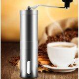 ราคา Iremax Adjustable Ceramic Burr Manual Coffee Grinder 30G Coffee Powder Yield Iremax ออนไลน์