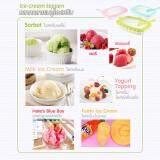 Image 5 for JOWSUA เครื่องทำไอศครีมผัดแบบมินิพกพา Ice cream  teppen (สีฟ้า)