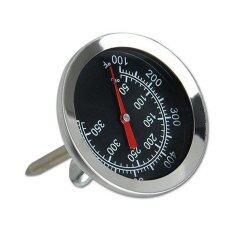 เตาอบในครัวเครื่องวัดอุณหภูมิเหล็กกล้าไร้สนิมเครื่องวัดอุณหภูมิแบบหัวแยงอาหารเทอร์โมมิเตอร์เตาอบ 350 °c - Intl.