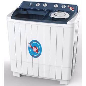 Kwash เครื่องซักผ้า 2 ถัง ขนาด 12 kg. รุ่น OWM1251
