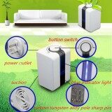 ราคา ราคาถูกที่สุด Led Air Purifier Ozone Ionizer Cleaner Fresh Clean Living Home Office Room Red Intl