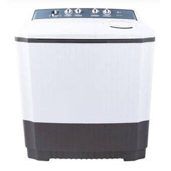 Lg เครื่องซักผ้าฝาบน 2 ถัง ขนาด 13 กก. รุ่น Wp-1650rot