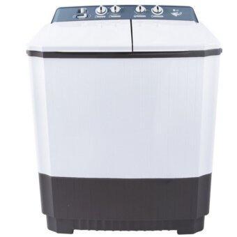 LG เครื่องซักผ้า 2 ถัง ขนาด 9.5 KG. รุ่น WP-1350ROT