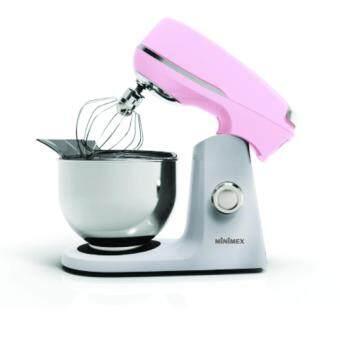 Minimex เครื่องผสมอาหาร รุ่น MSM2-PI (สีชมพูพาสเทล)
