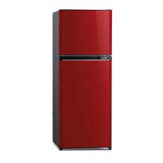 ราคา Mitsubishi ตู้เย็น 2 ประตู รุ่น Mrfv25Krd 8 2 คิว สีแดงแพรไหม Mitsubishi เป็นต้นฉบับ