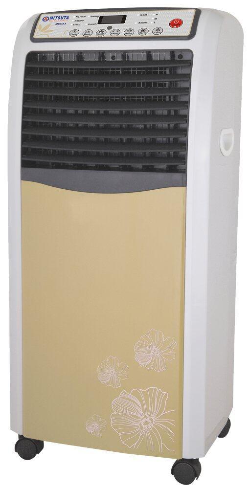 วิธีเลือกซื้อ MITSUTA  พัดลมไอเย็นเพื่อสุขภาพ 20-40 ตรม.รุ่น MEC83 ของแท้ดูอย่างไร