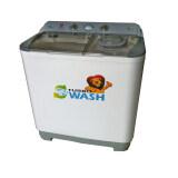 ราคา Neo เครื่องซักผ้าแบบ 2 ถัง ขนาด 12 กก รุ่น Sw 112 สีขาว
