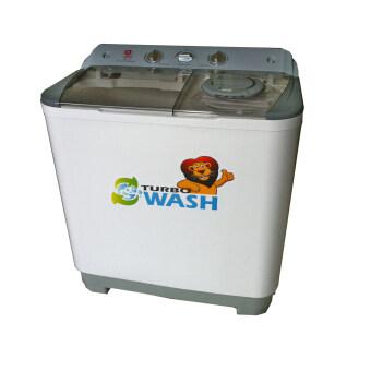 NEO เครื่องซักผ้าแบบ 2 ถัง ขนาด 12 กก. รุ่น SW-112 ( สีขาว )