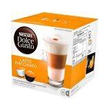 ราคา Nescafe Dolce Gusto Latte Macchiato แคปซูลกาแฟ จำนวน 1 กล่อง 16 แคปซูล Nescafe Dolce Gusto