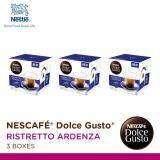 ขาย Nescafe Dolce Gusto Ristretto Ardenza แคปซูลกาแฟ จำนวน 1 แพ็ค รวม 3 กล่อง กล่องละ 16 แคปซูล Nescafe Dolce Gusto ผู้ค้าส่ง