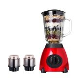 Ocean New Food Processors Multi Function Household Stir Grind Mince Meat Liquidizer Juicer Red Intl เป็นต้นฉบับ