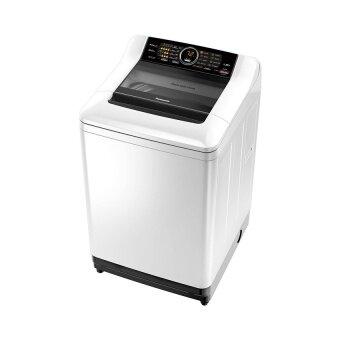 Panasonic เครื่องซักผ้าฝาบนอัตโนมัติ ขนาดความจุ 10 กก. รุ่น NA-F100A2 (สีขาว)