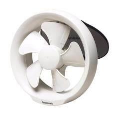 ส่วนลด สินค้า Panasonic พัดลมระบายอากาศติดกระจก 6 นิ้ว รุ่น Fv 15Wut4