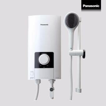 Panasonic electric shower เครื่องทำน้ำอุ่น 3500 วัตต์ รุ่น DH-3NS1TW-