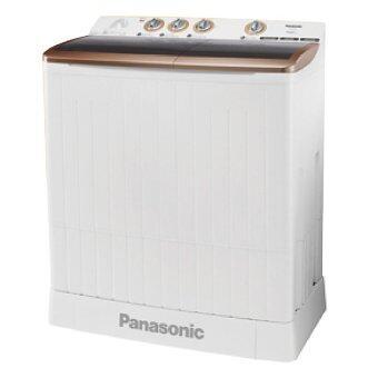 Panasonic เครื่องซักผ้าสองถังกึ่งอัตโนมัติ - รุ่น NA-W1400T ขนาด14kg. สีขาว