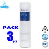 ขาย Pentek ไส้กรองน้ำดื่ม รุ่น Sediment Filter Ps 10 นิ้ว White แพ็ค 3 ชึ้น ออนไลน์ ใน ไทย