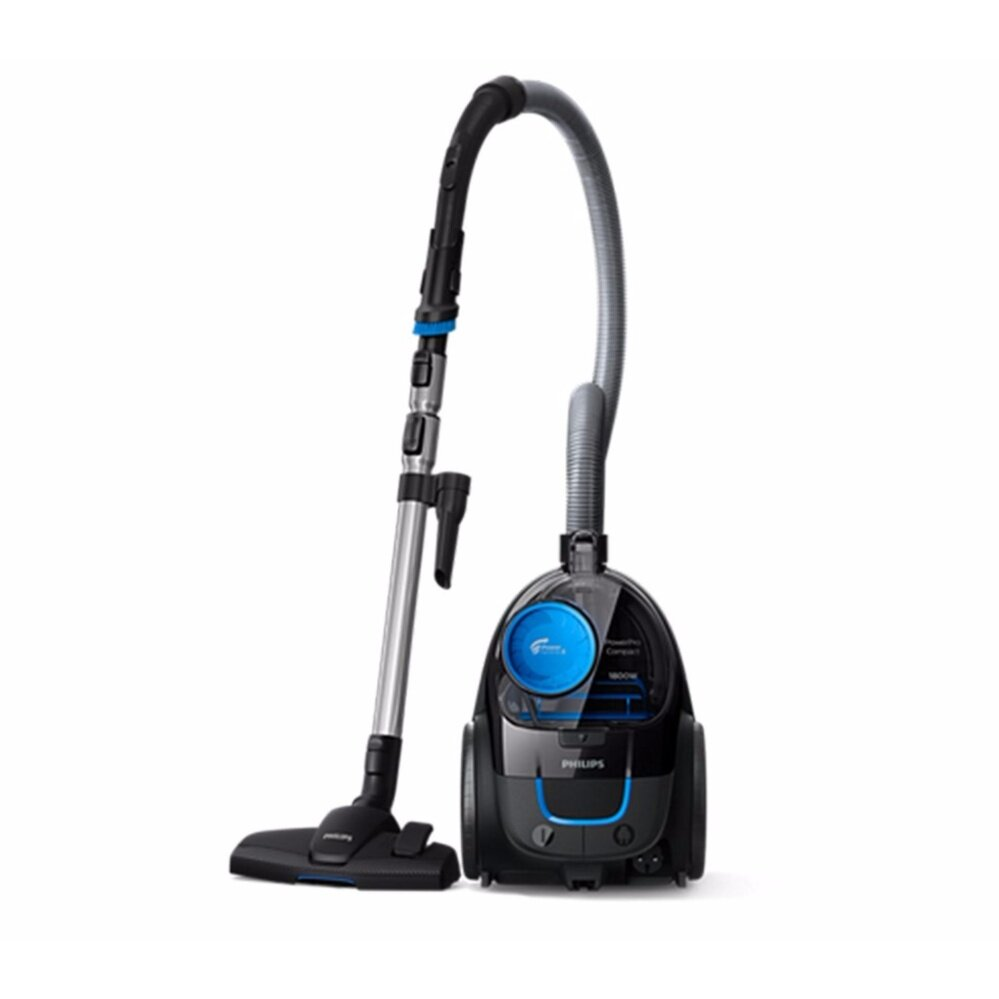 เครื่องดูดฝุ่น Philips PowerPro Compact Bagless vacuum cleaner with PowerCyclone 5 Technology(FC9350/01)