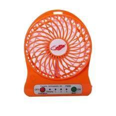 ขาย Portable Cooler พัดลมมินิ Portable Fan F95B แดง ออนไลน์ กรุงเทพมหานคร