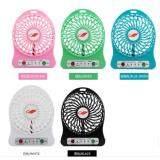 ส่วนลด Portable Cooler พัดลมมินิ Portable Fan F95B ฟ้า Portable Cooler