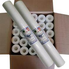 Clean Earth PP ไส้กรองน้ำ พีพี ขนาด 20 นิ้ว 5 Micron จำนวน 25 ชิ้น
