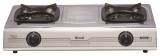 ซื้อ Rinnai เตาแก๊สหัวคู่ Gas Cooker 2 Burner รุ่น Ry 9002Di Silver Rinnai