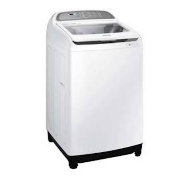ดีจริง ถูกจริง เครื่องซักผ้า แอลจี Sale -35% LG เครื่องซักผ้าฝาบน ระบบ Smart Inverter ขนาด 14 KG. รุ่น T2514VS2M (สีเทา) ร้านค้าเชื่อถือได้