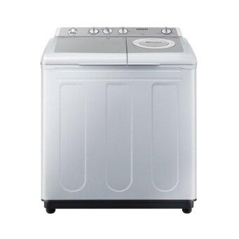 Samsung เครื่องซักผ้า 2 ถัง พร้อมด้วย Air Turbo รุ่น WT10J7EY/XST ความจุ 8 กก.