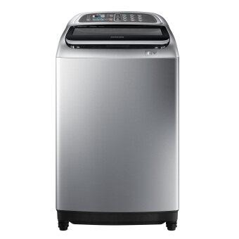 Samsung เครื่องซักผ้าฝาบน 14 กก. WA14J6730SS/ST พร้อมด้วย Activ Dualwash