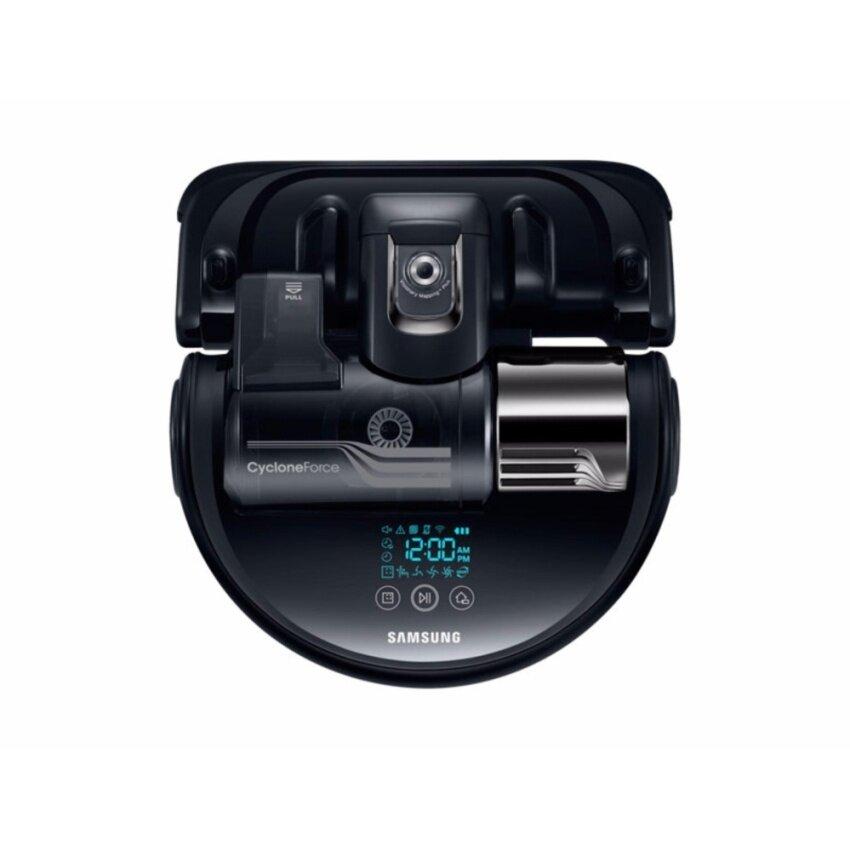 ข้อเสีย Samsung หุ่นยนต์ดูดฝุ่น POWERbot แรงดูด 40 วัตต์ มี Wifi รุ่น VR20K9350WK/ST ราคาไม่แพง