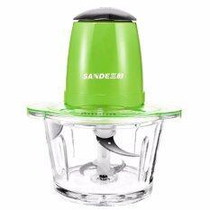 ราคา Sande เครื่องบดสับ รุ่น Sd Jr02 สีเขียว Sande ออนไลน์
