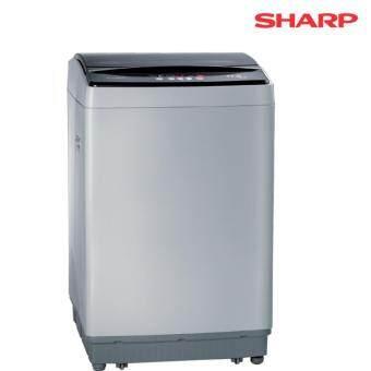 SHARP เครื่องซักผ้าฝาบน 11 KG.รุ่น ES-W119T-SL รับประกัน 10ปี