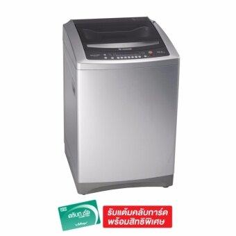 SHARP เครื่องซักผ้าฝาบน 16 Kg. รุ่น ES-WX169T-SL