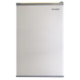 Sharp ตู้เย็นมินิบาร์ 2 7 คิว Door Direct Cool รุ่น Sj Mb8 Sl เป็นต้นฉบับ