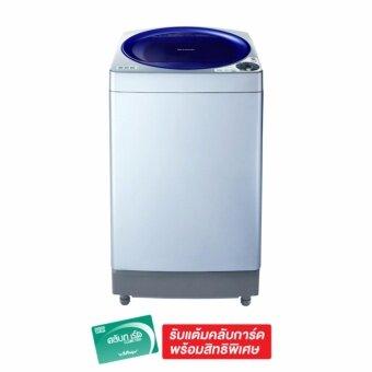 SHARP เครื่องซักผ้าฝาบน 8Kg. รุ่น ES-U80GT-A