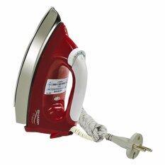 ซื้อ Sharp เตารีดแห้งเคลือบโพลีฟรอน 4 5ปอนด์ รุ่น Am 565T R สีแดง ใหม่ล่าสุด