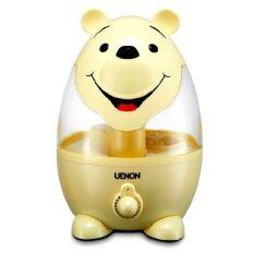 ซื้อ Shop108 เครื่องทำละอองน้ำ รุ่น Bear Yellow ถูก ใน ไทย