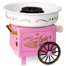 ซื้อ Shop108 เครื่องทำขนมสายไหม Carnival Cotton Candy Maker Pink ออนไลน์ ถูก